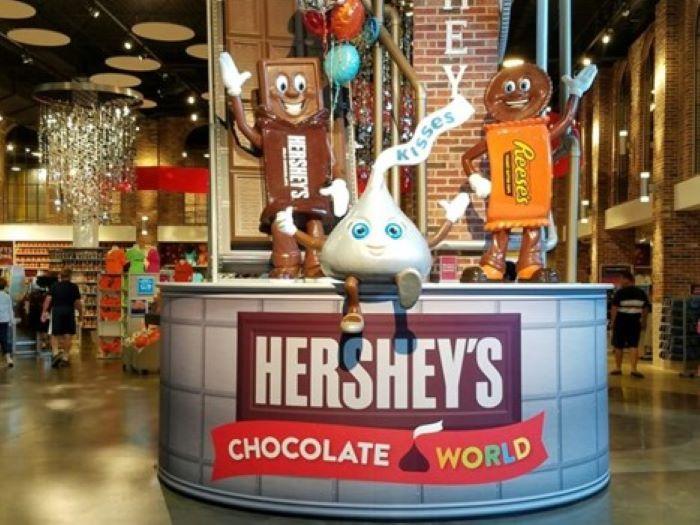 Hershey themed family resorts