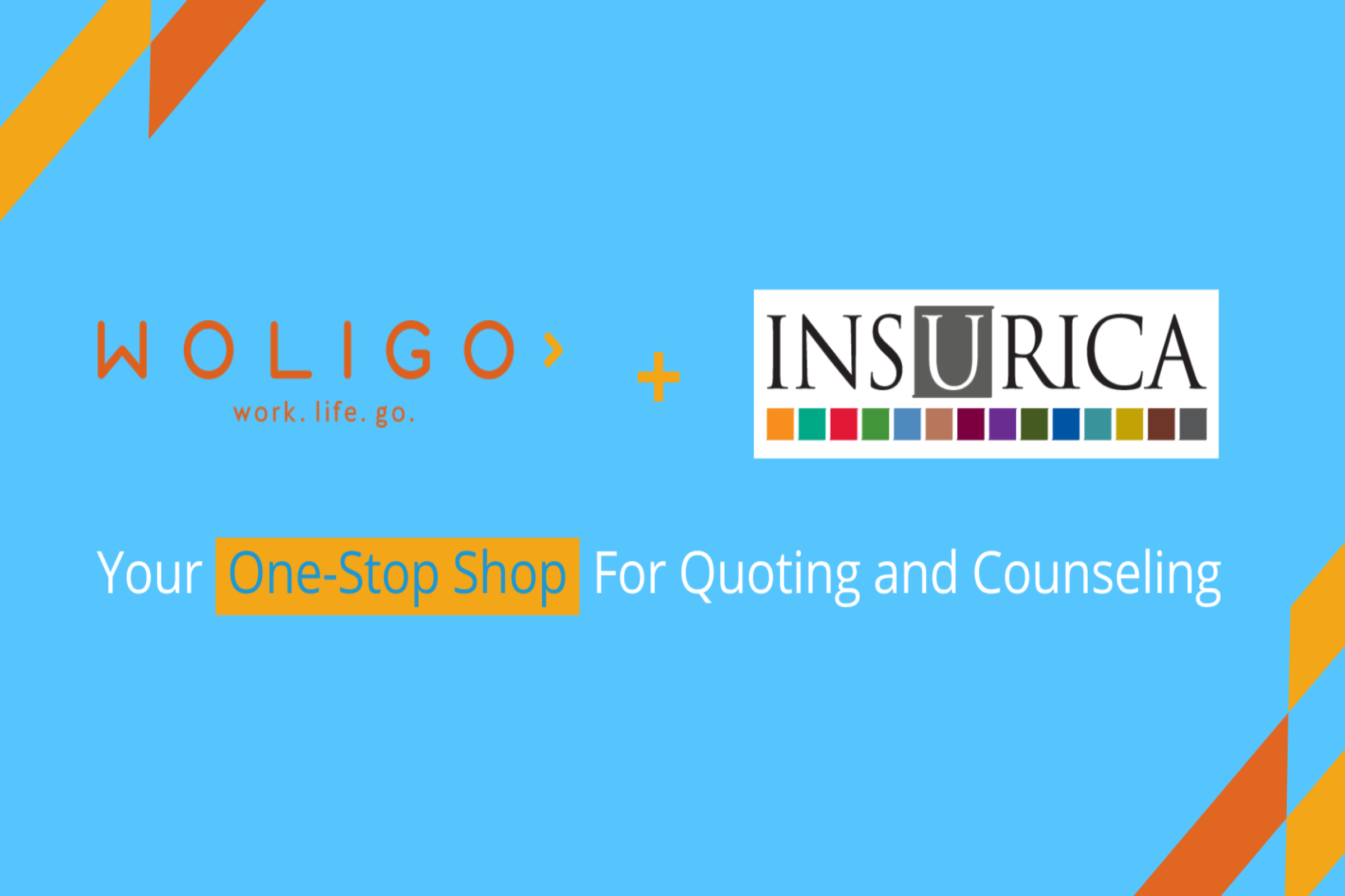 You are currently viewing Woligo Partners with INSURICA to Provide Business Insurance for Self-employed Workers and Small Business Owners